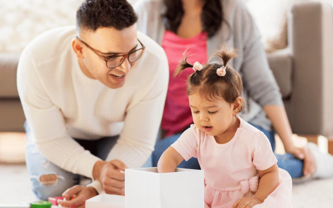 Un parent expert est un parent qui expérimente!